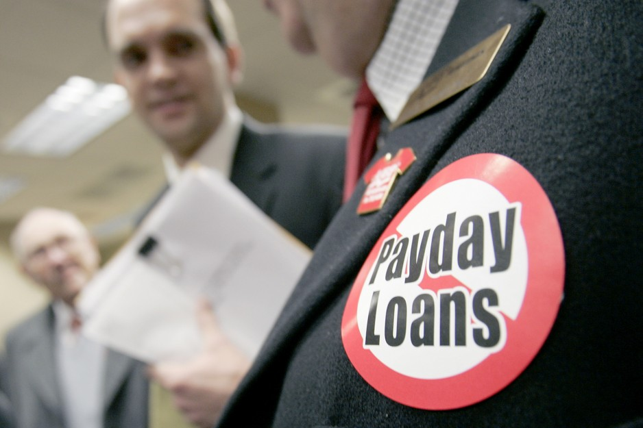 Interest Payday Loans